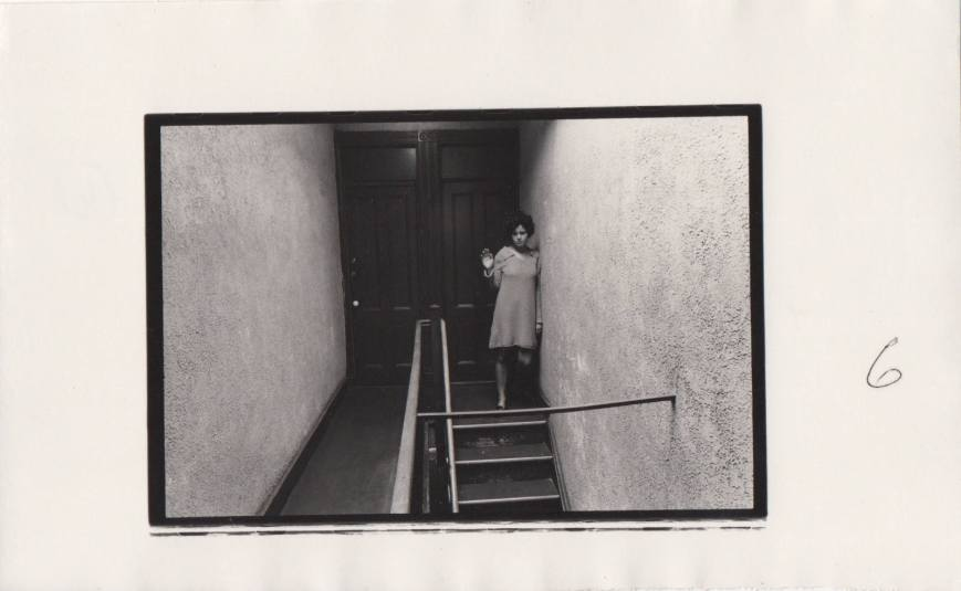 Duane Michals - Sad farewell - 6