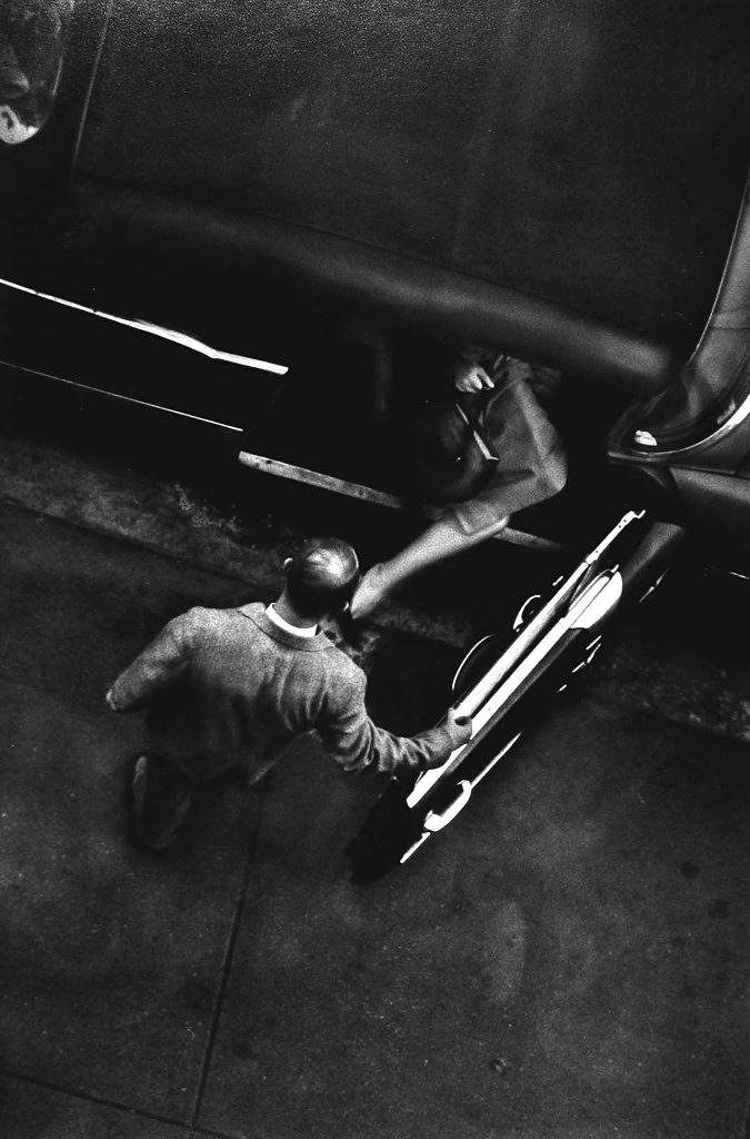 New York 1950s - W Eugene Smith
