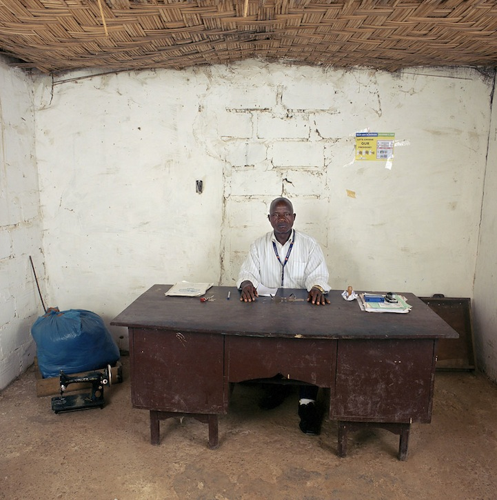 Liberia Bureau 12
