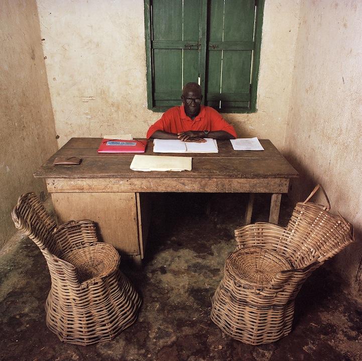 Liberia Bureau 18b