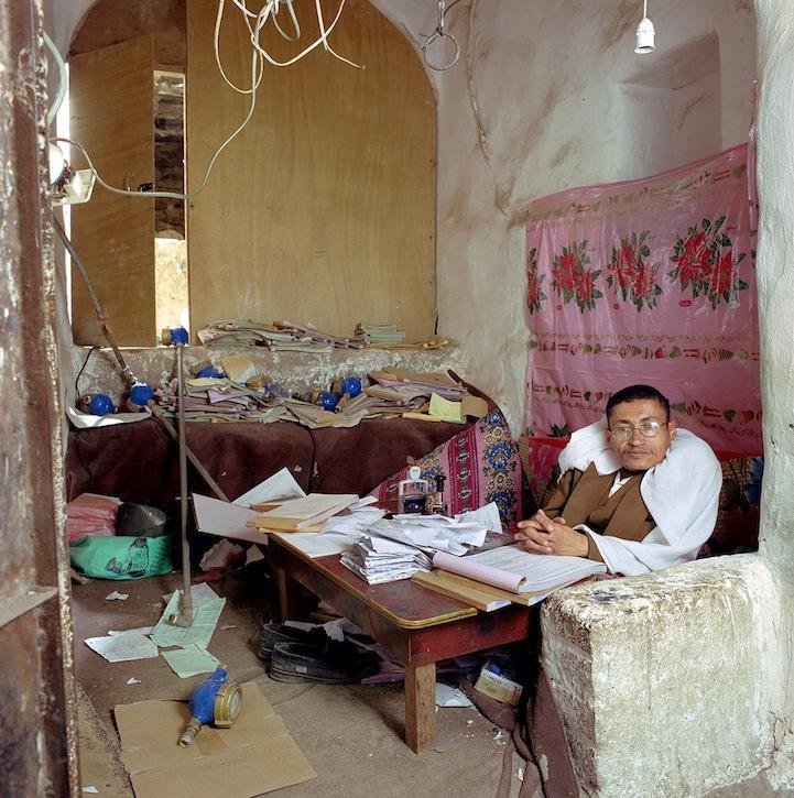 Yemen Bureau 28