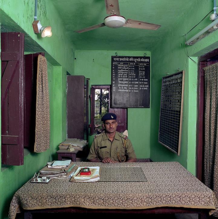 India Bureau Police 01