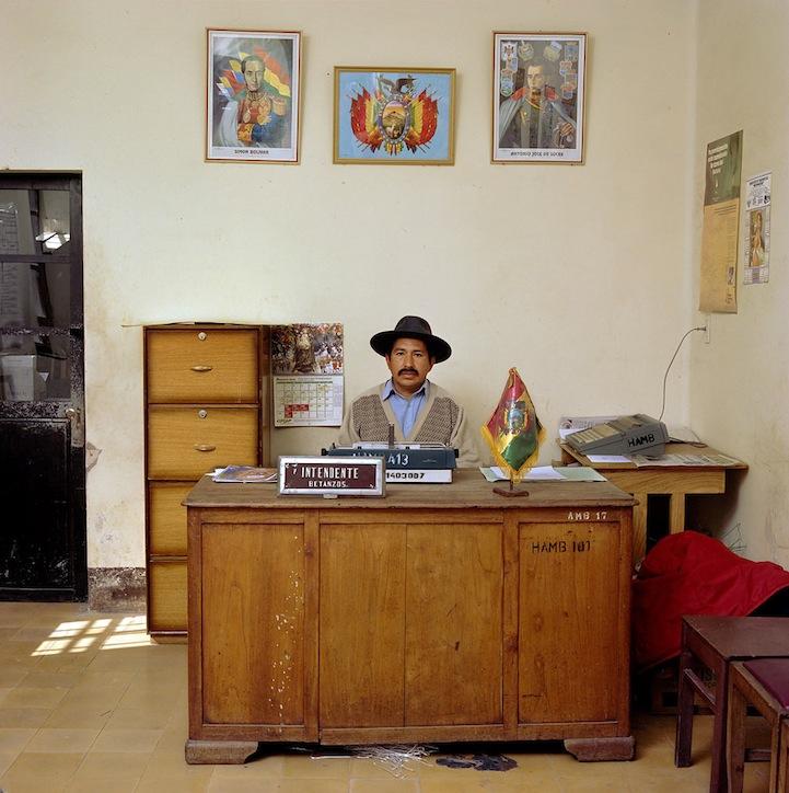 Bolivia Bureau 13