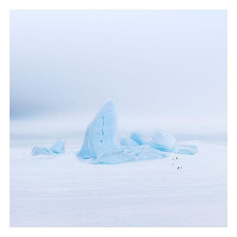 60_blue ice 01, snow hill island, antarctica