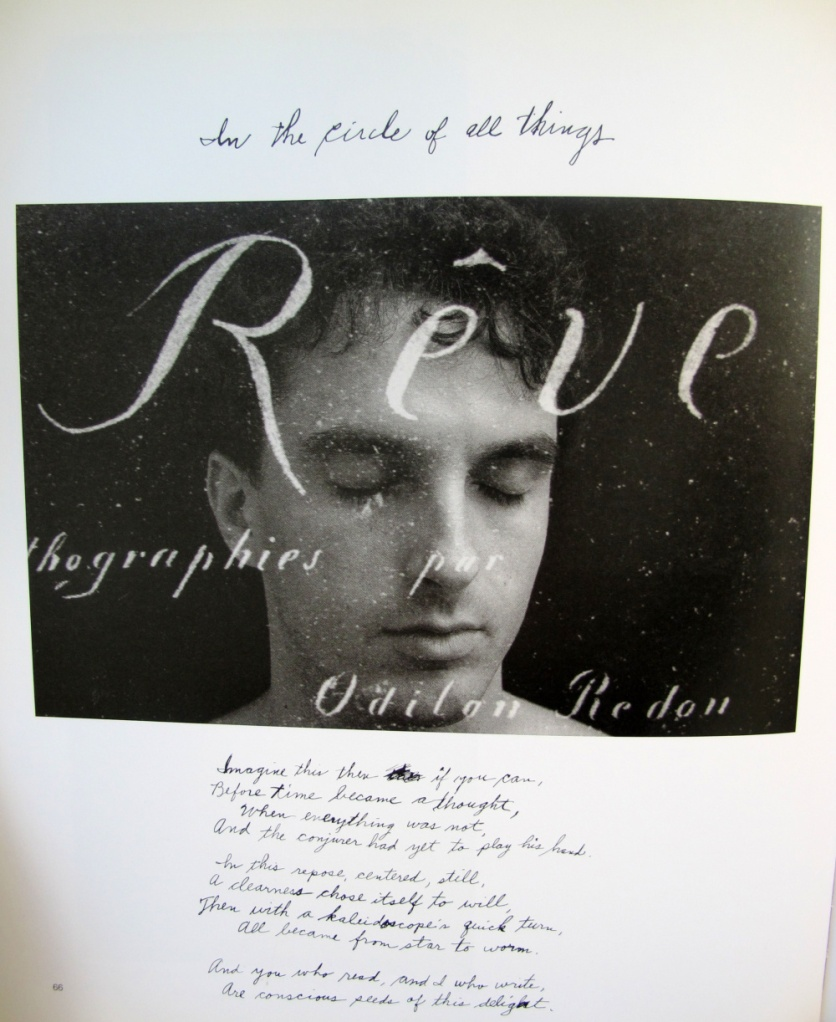Duane Michals - In the circle of all things