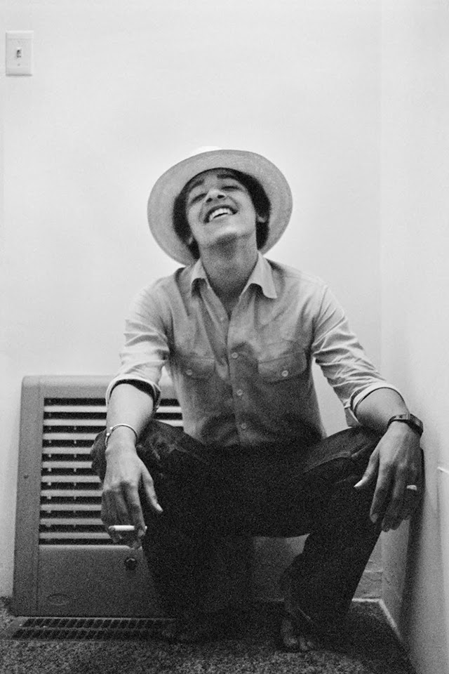 Photographs of Barack Obama as Barry the Freshman in 1980 by Lisa Jack (12)