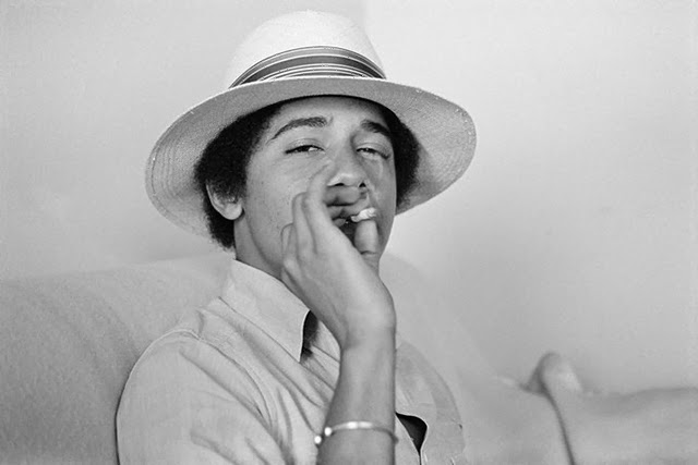 Photographs of Barack Obama as Barry the Freshman in 1980 by Lisa Jack (15)