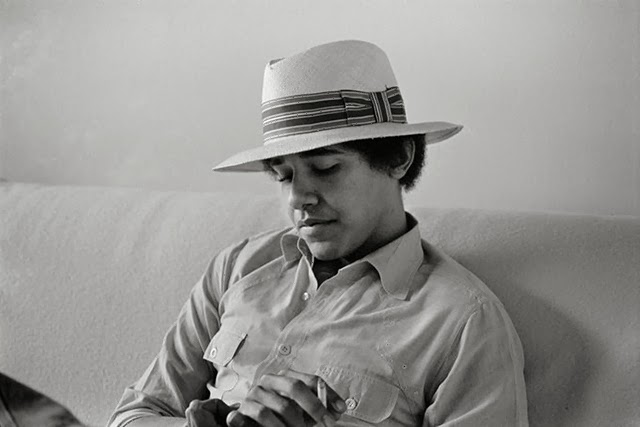 Photographs of Barack Obama as Barry the Freshman in 1980 by Lisa Jack (18)