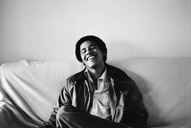 Photographs of Barack Obama as Barry the Freshman in 1980 by Lisa Jack (2)
