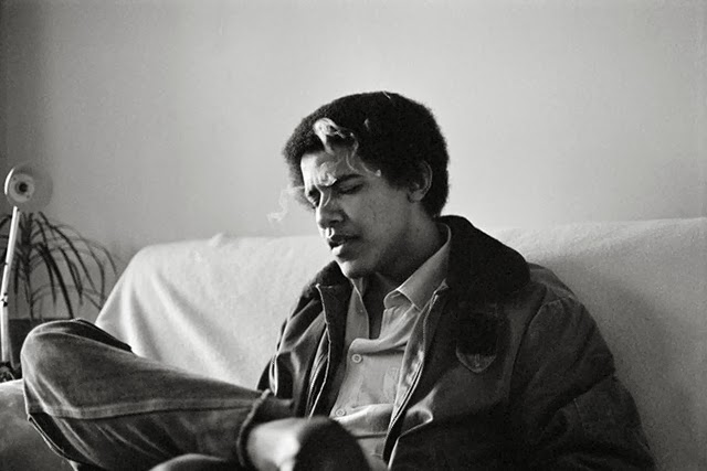 Photographs of Barack Obama as Barry the Freshman in 1980 by Lisa Jack (3)