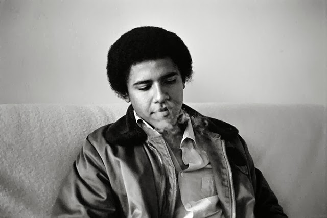 Photographs of Barack Obama as Barry the Freshman in 1980 by Lisa Jack (5)
