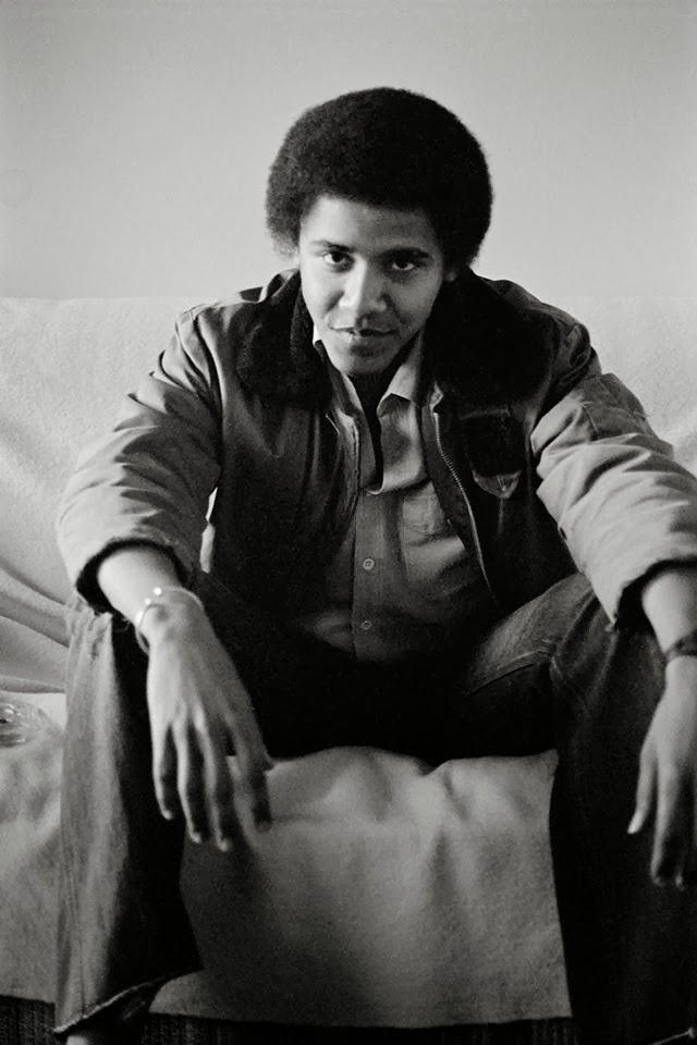 Photographs of Barack Obama as Barry the Freshman in 1980 by Lisa Jack (7)