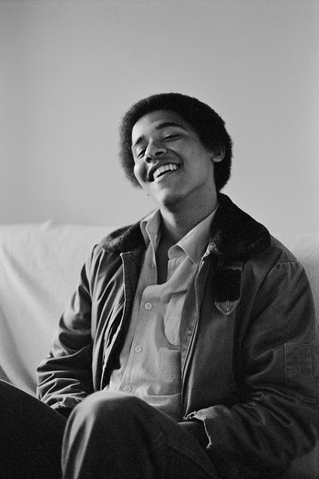 Photographs of Barack Obama as Barry the Freshman in 1980 by Lisa Jack (8)