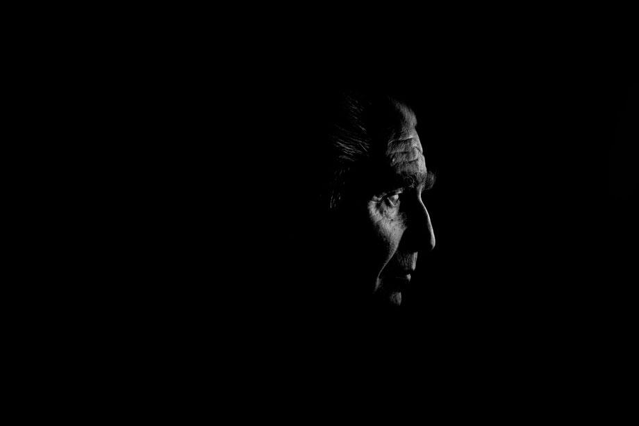 """Jerzy Ulatowski, KL Auschwitz-Birkenau survivor. """"Very well, t"""