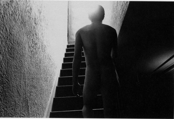 Duane Michals - A man going to heaven - 2