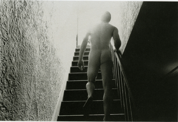 Duane Michals - A man going to heaven - 3