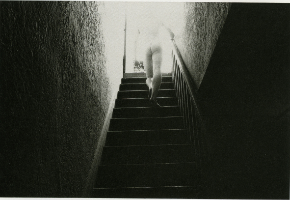 Duane Michals - A man going to heaven - 4