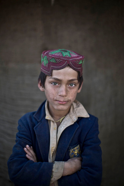 APTOPIX Pakistan Refugees Photo Essay