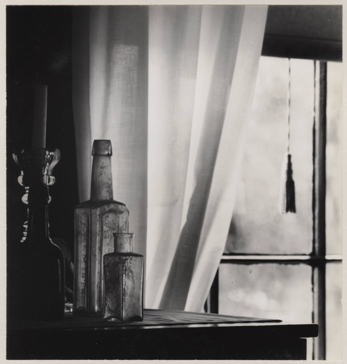 David Plowden - Lincoln's bedroom - 1964