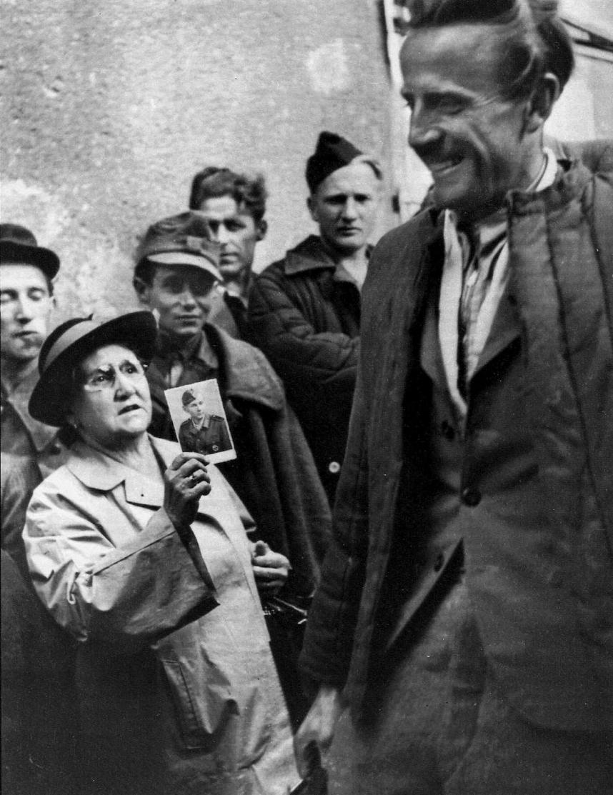 Ernst Haas - Vienna - 1947