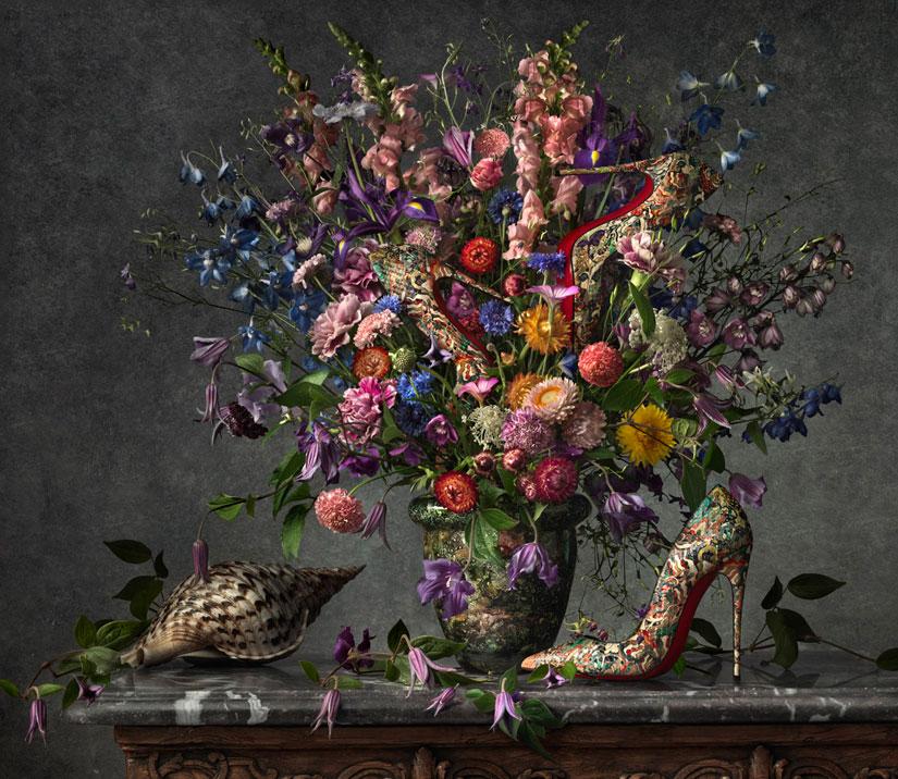 Louboutin_Bouquets_Bruegheltheelder_Peter-Lippmann2