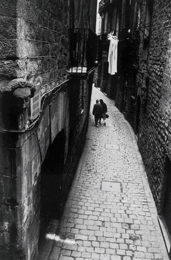 Xavier Miserachs - Barcelona - 1962