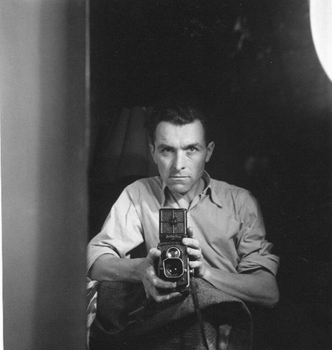 robert-doisneau-self-portrait-1947