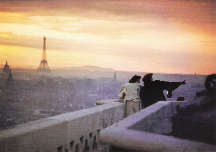 view-from-notre-dame-of-ernst-haas-1954