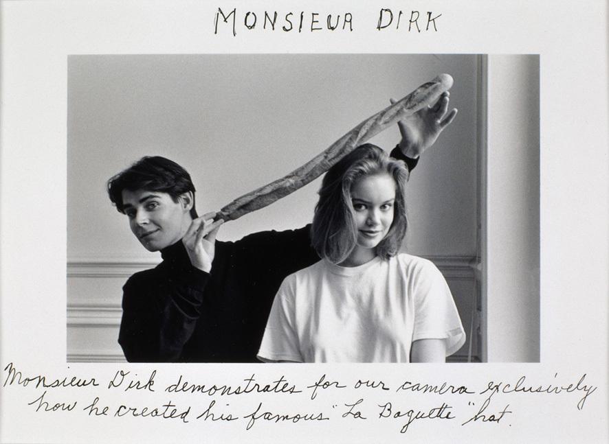 """(extrait de la sŽquence : """"Monsieur Dirk"""") ; 1992"""
