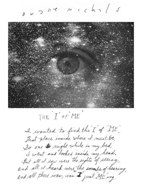 Duane Michals - The I of Me