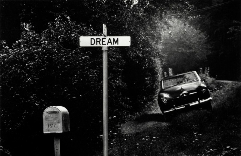 W Eugene Smith Dream Street, Pittsburgh, 1955.