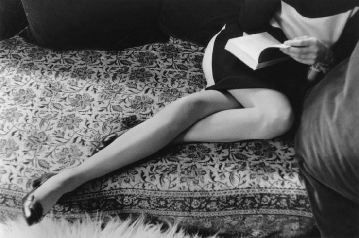 Martine's Legs. 1967.