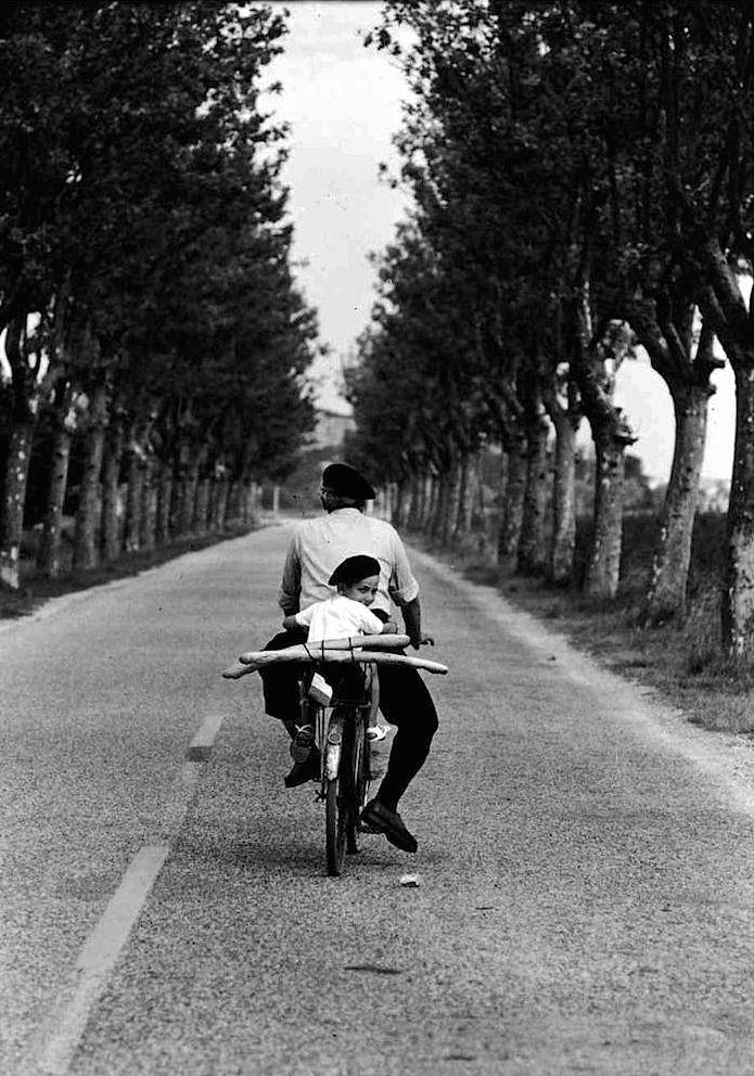Elliott Erwitt - Provence - 1955