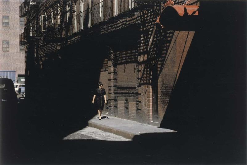 Harry Callahan - 1961 - Providence