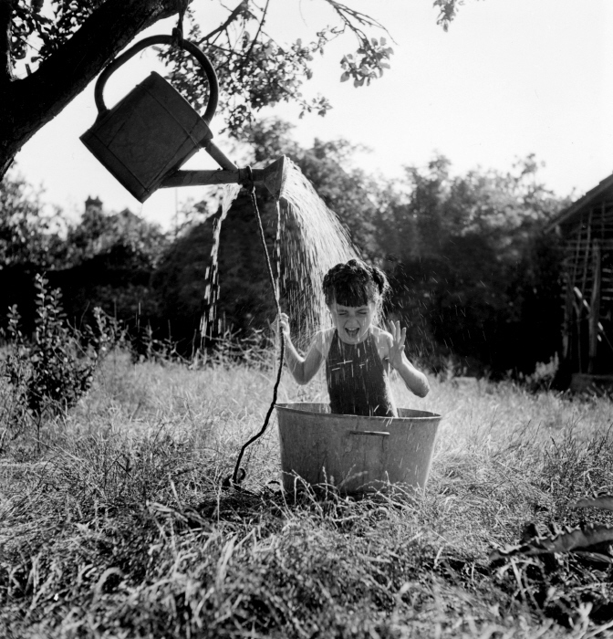 LA DOUCHE A RAIZEUX, 1949