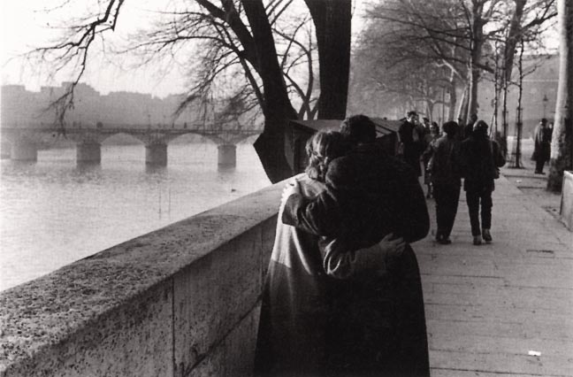 Paris - Henri Cartier Bresson - 1958