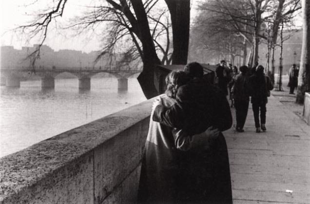 Paris - Henri Cartier Bresson - 1958