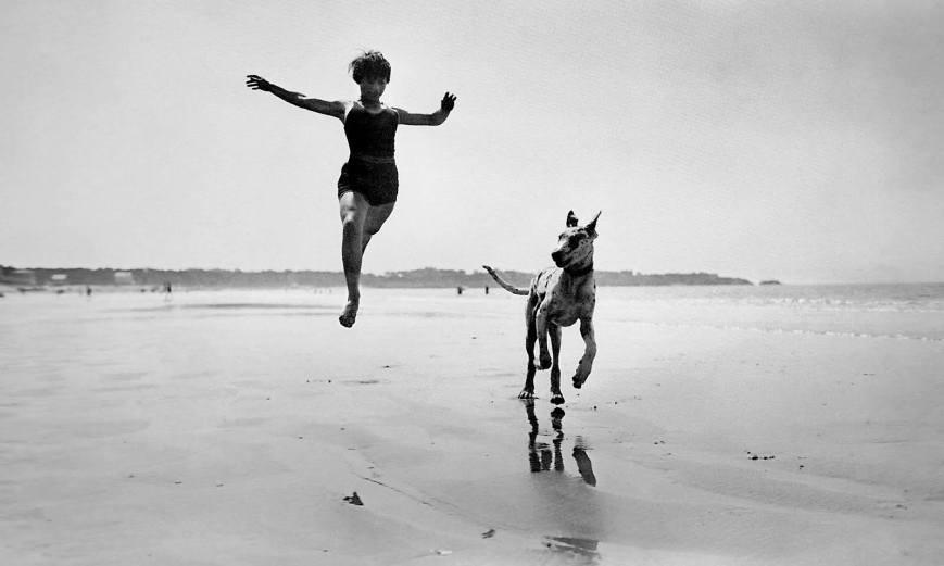 Jacques Henri Lartigue - Coney Island - 1901