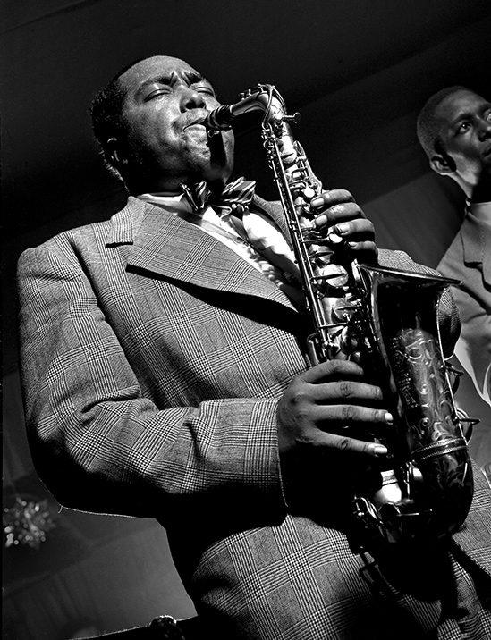 Herman-Leonard-Jazz-Portraits-Charlie-Parker-549x716